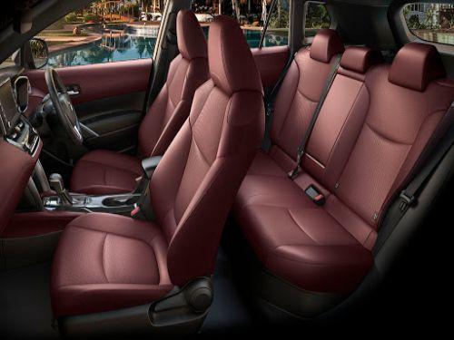 Hình minh họa: Thiết kế Toyota Corolla Cross 2021 nội thất đầy đủ tiện nghi