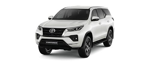 Hình minh họa: Toyota Fortuner 2.4MT 4X2 2021