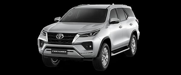 Hình minh họa: Toyota Fortuner 2.7AT 4×4 2021