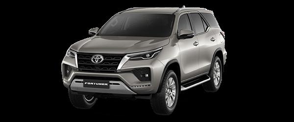 Hình minh họa: Toyota Fortuner 2.8AT 4×4 2021