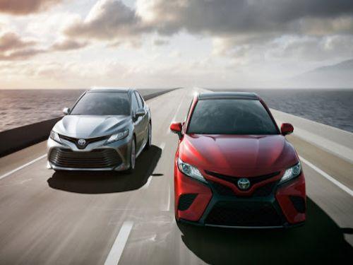 Hình minh họa: Động cơ vận hành Toyota Camry khác biệt mạnh mẽ